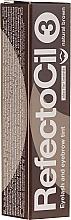 Набор для окрашивания бровей и ресниц - RefectoCil Professional Lash & Brow Styling Bar — фото N14