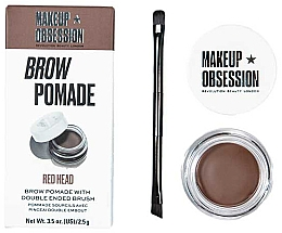 Духи, Парфюмерия, косметика Помада для бровей - Makeup Obsession Brow Pomade