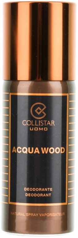 Дезодорант - Collistar Acqua Wood Deodorant — фото N1
