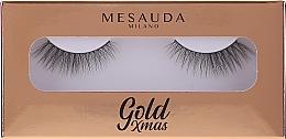 Духи, Парфюмерия, косметика Накладные ресницы - Mesauda Milano Gold Xmas Instant Glam False Eyelashes 204