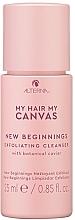 Духи, Парфюмерия, косметика Скраб-эксфолиант для кожи головы - Alterna My Hair My Canvas New Beginnings Exfoliating Cleanser (мини)