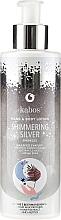 Духи, Парфюмерия, косметика Лосьон для рук и тела - Kabos Shimmering Silver Hand & Body Lotion