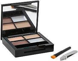 Духи, Парфюмерия, косметика Набор для бровей - Makeup Revolution Focus & Fix Brow Kit
