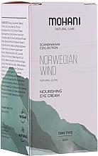 Духи, Парфюмерия, косметика Питательный крем для глаз - Mohani Natural Care Norwegian Wind Nourishing Eye Cream