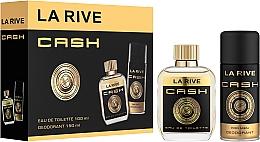 Духи, Парфюмерия, косметика La Rive Cash - Набор (edt/100ml + deo/150ml)