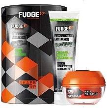 Духи, Парфюмерия, косметика Набор - Fudge Shape Up Giftset (shm/300ml+h/cream/75g)