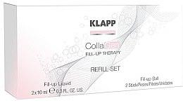 Духи, Парфюмерия, косметика Набор - Klapp CollaGen Fill-Up Therapy Refill Set
