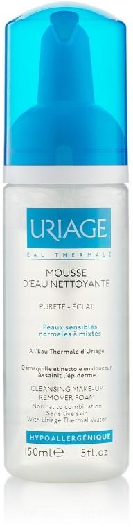 Очищающий мусс - Uriage Cleansing Make-up Remover Foam — фото N2