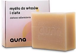 Духи, Парфюмерия, косметика Мыло волос и тела - Auna Hair And Body Soap