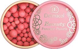 Духи, Парфюмерия, косметика Пудра в шариках, придающая сияние - Dermacol Beauty Powder Pearls Illiminating