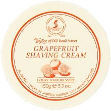 "Духи, Парфюмерия, косметика Крем для бритья ""Грейпфрут"" - Taylor of Old Bond Street Shaving Cream"