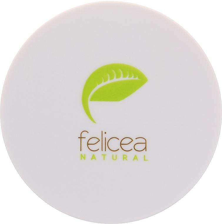 Тени для век, натуральный - Felicea Natural Eye Shadow — фото N1