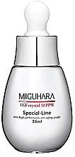 Духи, Парфюмерия, косметика Сыворотка для лица - Miguhara EGF Crystal 10 PPM