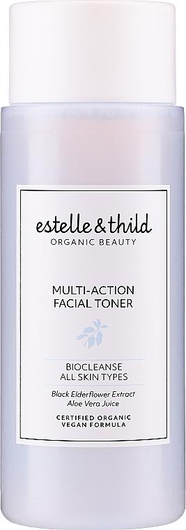 Освежающий тоник для лица - Estelle & Thild BioCleanse Multi-Action Facial Toner — фото N1