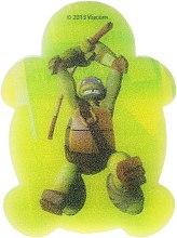 """Духи, Парфюмерия, косметика Мочалка банная детская """"Черепашки Ниндзя"""" Леонардо 5 - Suavipiel Turtles Bath Sponge"""