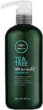Лечебный скраб на основе экстракта чайного дерева - Paul Mitchell Tea Tree Hair & Scalp Treatment — фото N2
