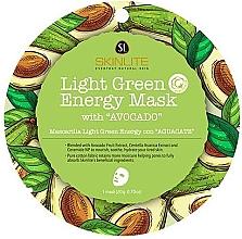 Духи, Парфюмерия, косметика Энергетическая маска для лица - Skinlite Light Green Energy Mask