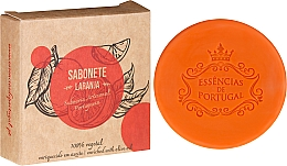 Духи, Парфюмерия, косметика Натуральное мыло - Essencias De Portugal Living Portugal Orange