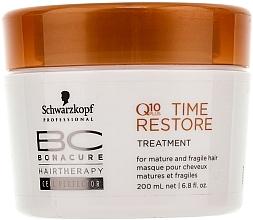Духи, Парфюмерия, косметика Маска для волос Q10 - Schwarzkopf Professional ВС Bonacure Time Restore Q10 Plus Treatment