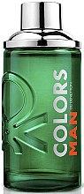 Духи, Парфюмерия, косметика Benetton Colors Man Green - Туалетная вода