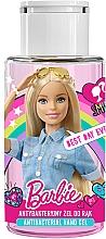 Духи, Парфюмерия, косметика Антибактериальный гель для рук для детей - Uroda Barbie Antibacterial Hand Gel