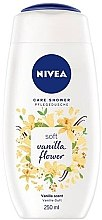 Духи, Парфюмерия, косметика Крем-гель для душа - Nivea Soft Vanilla Flower