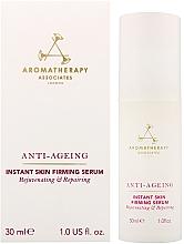 Духи, Парфюмерия, косметика Антивозрастная укрепляющая сыворотка для лица - Aromatherapy Anti-Ageing Instant Skin Firming Serum