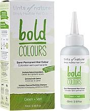 Духи, Парфюмерия, косметика Полуперманентная краска для волос - Tints Of Nature Semi-Permanent Bold Colours