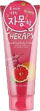 "Духи, Парфюмерия, косметика Крем для тела ""Грейпфрут"" - Farms Therapy Sparkling Body Cream Grapefruit"