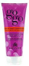 """Духи, Парфюмерия, косметика Кондиционер для волос """"Gogo"""" - Kallos Cosmetics Gogo Repair Hair Conditioner"""