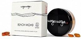 Духи, Парфюмерия, косметика Натуральный минеральный бронзер - Uoga Uoga Beach Moad Bronzing Powder-blush