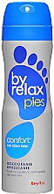 Духи, Парфюмерия, косметика Освежающий дезодорант для ног - Byly Byrelax Comfort With Citrus Fresh Feet Deo Spray
