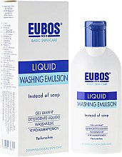 Духи, Парфюмерия, косметика Эмульсия для душа - Eubos Med Basic Skin Care Liquid Washing Emulsion