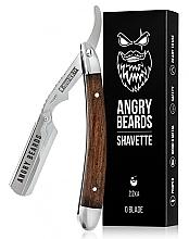 Духи, Парфюмерия, косметика Опасная бритва-шаветт - Angry Beards Shavetta Zizka