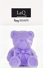 """Духи, Парфюмерия, косметика Натуральное мыло ручной работы """"Маленький медведь"""" с ароматом лаванды - LaQ Happy Soaps Natural Soap"""