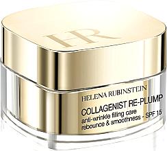Антивозрастной крем для сухой кожи - Helena Rubinstein Collagenist Re-Plump SPF 15 — фото N1