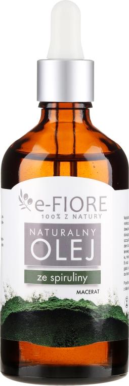 Масло спирулины - E-Flore Natural Oil — фото N3