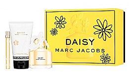 Духи, Парфюмерия, косметика Marc Jacobs Daisy - Набор (edt/100ml + edt/10ml + b/lot/150ml)