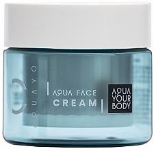 Духи, Парфюмерия, косметика Дневной крем для лица - AQUAYO Aqua Face Cream