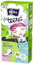 Духи, Парфюмерия, косметика Прокладки ежедневные гигиенические Bella Panty for Teens Relax, 20 шт - Bella