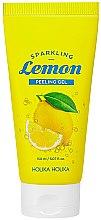 Духи, Парфюмерия, косметика Пилинг-гель - Holika HolikaSparkling Lemon Peeling Ge