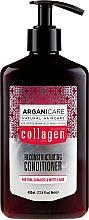 Духи, Парфюмерия, косметика Кондиционер для волос с коллагеном - Arganicare Collagen Reconstructuring Conditioner