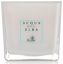 Духи, Парфюмерия, косметика Ароматическая свеча - Acqua Dell Elba Isola D'Elba Scented Candle