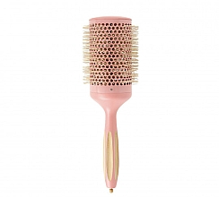 Духи, Парфюмерия, косметика Круглая щетка для волос - Ilu Hair Brush BambooM Round 65 mm