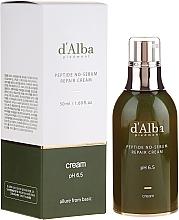 Духи, Парфюмерия, косметика Балансирующий пептидный крем - D'Alba Peptide No-Sebum Repair Cream