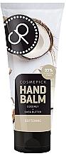 Духи, Парфюмерия, косметика Бальзам для рук с экстрактом кокосового масла и масла Ши - Cosmepick Hand Balm Coco&Shea Butter