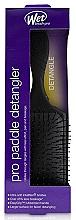 Духи, Парфюмерия, косметика Расческа для волос, черная - Wet Brush Pro Paddle Detangler Black