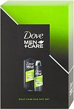 Духи, Парфюмерия, косметика Набор - Dove Extra Fresh (deo/150ml + sh/gel/250ml)