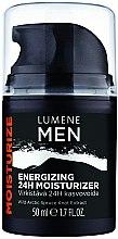 Духи, Парфюмерия, косметика Крем увлажняющий Men 24H - Lumene Men Energizing 24H Moisturizer