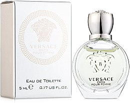 Духи, Парфюмерия, косметика Versace Eros Pour Femme - Туалетная вода (мини)